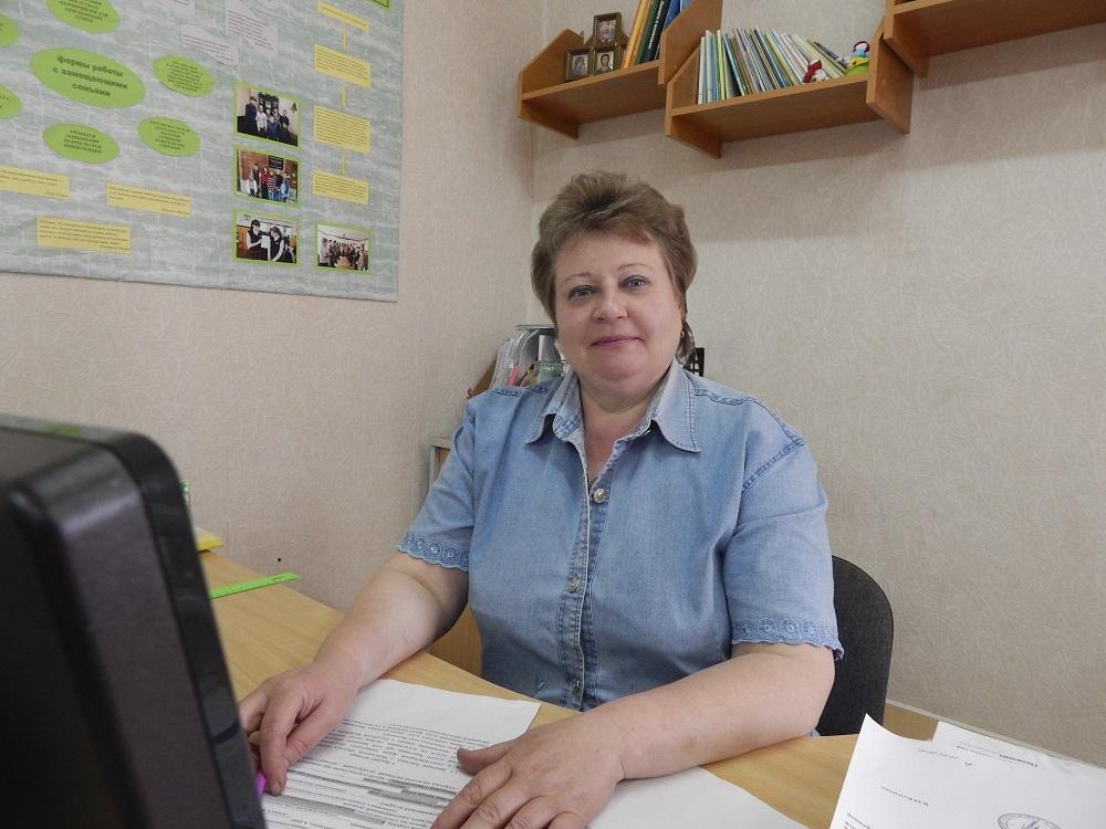 Заведующая отделением Александрова Нина Ивановна