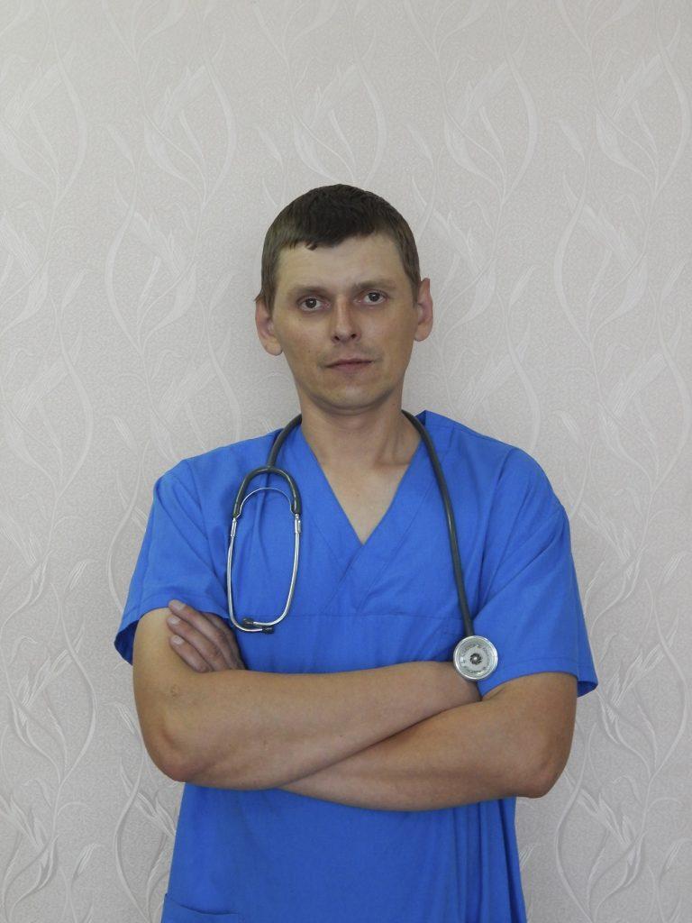 Инструктор ЛФК Суворов Николай Николаевич