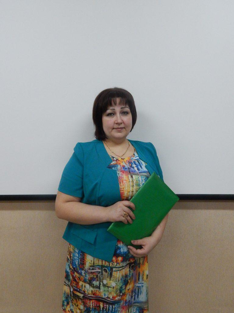 Заведующая отделением Юрченко Елена Васильевна