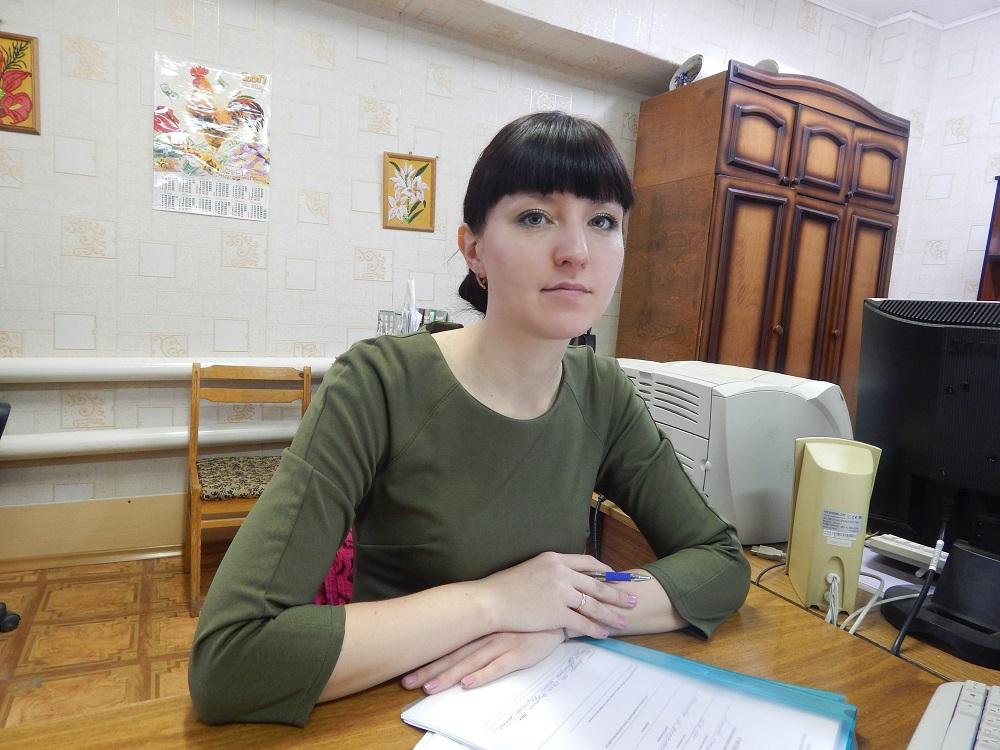 Специалист по социальной работе Передерей Ирина Константиновна