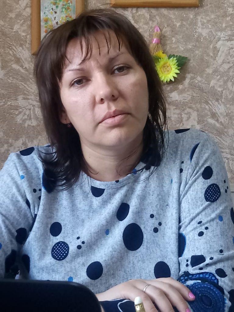 Специалист по социальной работе Кушнерова Евгения Анатольевна