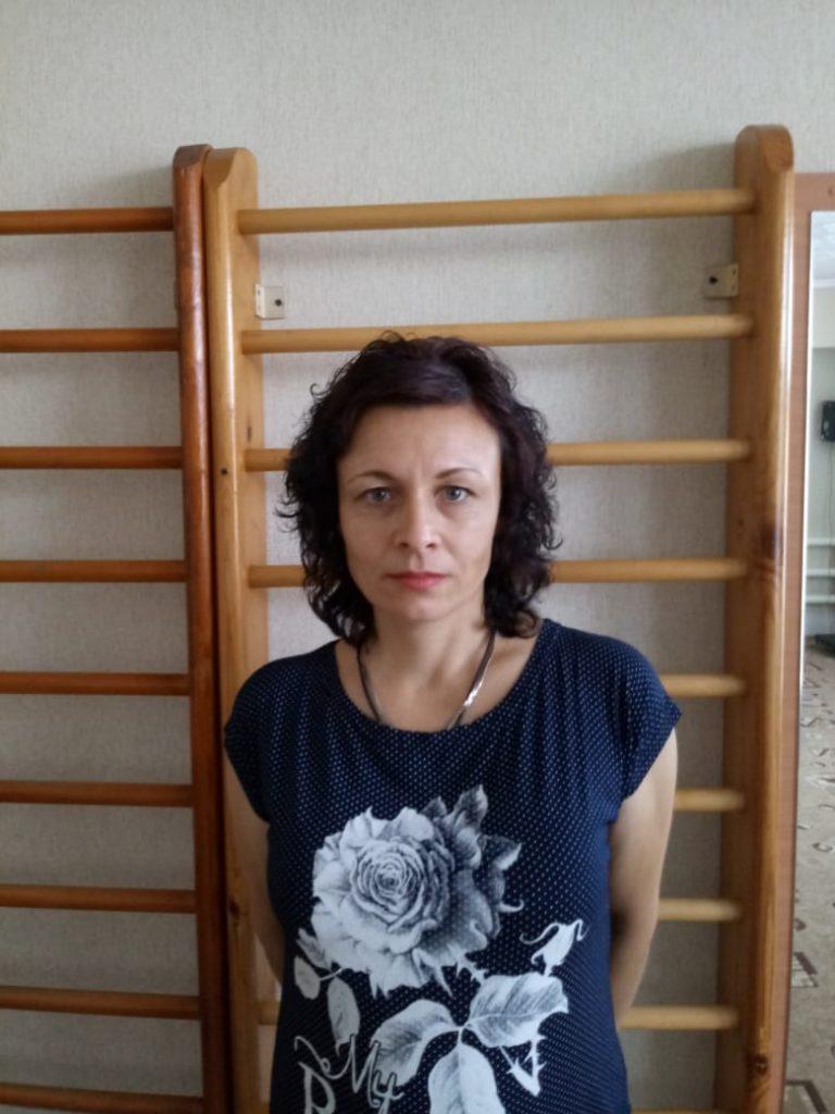 Инструктор по лечебной физкультуре Соловьева Маргарита Юрьевна